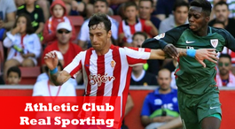 Athletic Club - Real Sporting