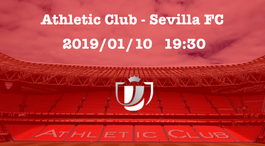 Athletic Club - Sevilla FC