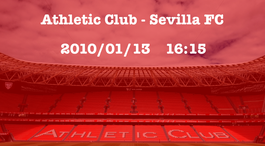 Athletic Club - Sevilla FC [Liga]
