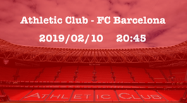 Athletic Club - FC Barcelona